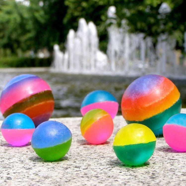forma na mýdlové kuličky