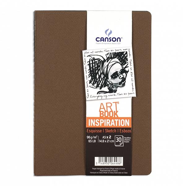 Inspiration Art Book A5