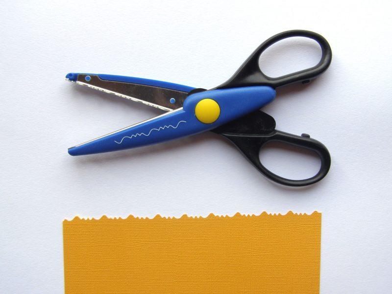 ozdobné nůžky