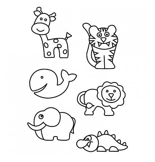 Silikonová forma na zvířata