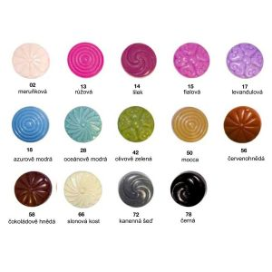 barvy na mýdlo