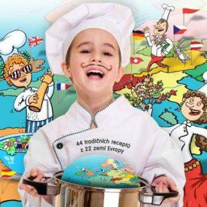 Dětské kuchařky
