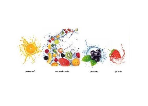 vůně ovoce